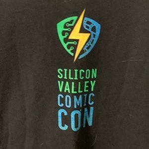 Shirts - Steve Wozniak Silicon Valley Comic Con T-Shirt